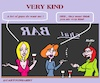 Cartoon: Very Kind (small) by cartoonharry tagged kind