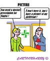 Cartoon: Viagra (small) by cartoonharry tagged viagra,pharmacy,girlfriend,picture