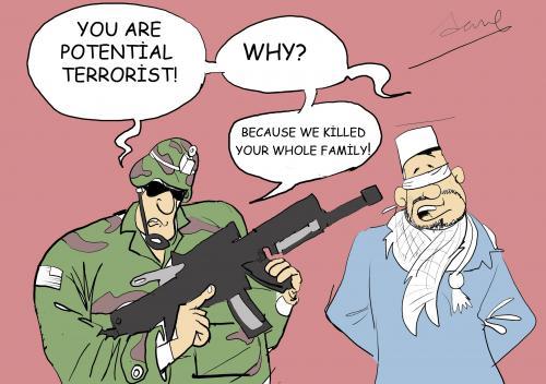 on terrorism and bomb threat jokes