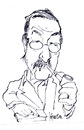 Cartoon: Gunter Grass (small) by hualpen tagged gunter gras