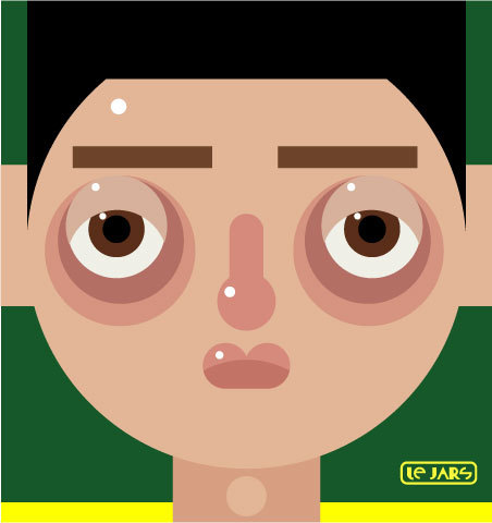 Mesut Ozil Cartoon