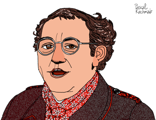 Cartoon: Coluche (medium) by Pascal Kirchmair tagged coluche,michel,colucci,humoriste,dessin,portrait,drawing,illustration,pascal,kirchmair,comique,comedien,cartoon,caricature,karikatur,ilustracion,dibujo,desenho,zeichnung,disegno,ilustracao,illustrazione,illustratie,de,presse,du,jour,art,of,the,day,tekening,teckning,cartum,vineta,comica,vignetta,caricatura,humor,humour,political,retrato,ritratto,portret,actor,comedian,artiste,artist,comedy,kabarett,coluche,michel,colucci,humoriste,dessin,portrait,drawing,illustration,pascal,kirchmair,comique,comedien,cartoon,caricature,karikatur,ilustracion,dibujo,desenho,zeichnung,disegno,ilustracao,illustrazione,illustratie,de,presse,du,jour,art,of,the,day,tekening,teckning,cartum,vineta,comica,vignetta,caricatura,humor,humour,political,retrato,ritratto,portret,actor,comedian,artiste,artist,comedy,kabarett