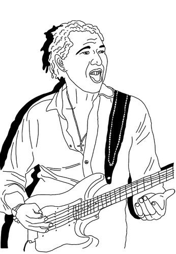 Yngwie Malmsteen Signature Guitar Bag