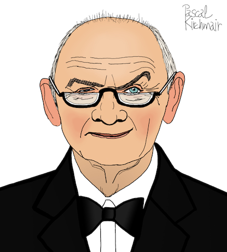 Cartoon: Ferdinand Piech (medium) by Pascal Kirchmair tagged abgasskandal,ferdinand,ferdl,piech,vw,volkswagen,diesel,affäre,gate,porsche,audi,manager,portrait,retrato,porträt,deutschland,wien,austria,österreich,economy,wirtschaft,chef,ritratto,economique,guerra,economica,comercial,commerciale,pascal,kirchmair,handelskrieg,illustration,drawing,zeichnung,political,cartoon,caricature,politische,karikatur,ilustracion,dibujo,desenho,ink,disegno,ilustracao,illustrazione,illustratie,dessin,de,presse,du,jour,art,of,the,day,tekening,teckning,cartum,vineta,comica,vignetta,caricatura,politics,politique,politik,politica,abgasskandal,ferdinand,ferdl,piech,vw,volkswagen,diesel,affäre,gate,porsche,audi,manager,portrait,retrato,porträt,deutschland,wien,austria,österreich,economy,wirtschaft,chef,ritratto,economique,guerra,economica,comercial,commerciale,pascal,kirchmair,handelskrieg,illustration,drawing,zeichnung,political,cartoon,caricature,politische,karikatur,ilustracion,dibujo,desenho,ink,disegno,ilustracao,illustrazione,illustratie,dessin,de,presse,du,jour,art,of,the,day,tekening,teckning,cartum,vineta,comica,vignetta,caricatura,politics,politique,politik,politica