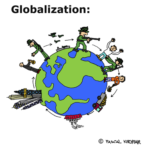 pro globalization Definition of anti-globalization: movement whose participants are opposed to capitalism and globalization.