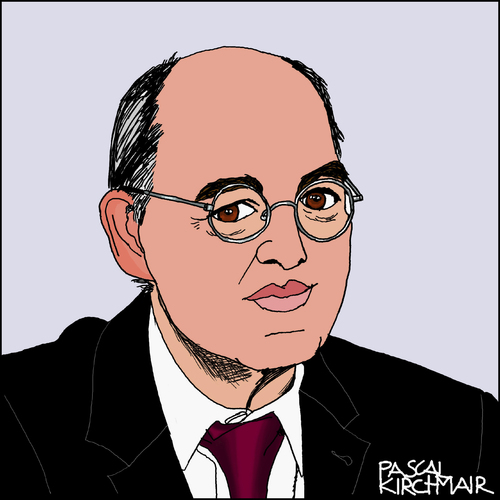 Cartoon: Gregor Gysi (medium) by Pascal Kirchmair tagged politiker,allemagne,germany,deutschland,sed,pds,cartoon,linke,die,portrait,caricature,karikatur,gysi,gregor,gregor,gysi,karikatur,caricature,portrait,die,linke,cartoon,pds,sed,deutschland,germany,allemagne,politiker