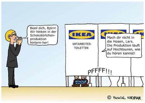 Ikea Escherichia Coli By Pascal Kirchmair Business