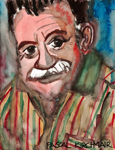 Cartoon: Mario Benedetti (medium) by Pascal Kirchmair tagged mario,benedetti,caricatura,retrato,desenho,dibujo,drawing,dessin,zeichnung,cartoon,cartum,karikatur,portrait,journalist,dichter,schriftsteller,uruguay,escritor,ecrivain,scrittore,poet,poeta,montevideo,orlando,hamlet,hardy,brenno,farugia,pascal,kirchmair,illustration,cuadro,quadro,disegno,aquarell,watercolour,porträt,dipinto,pintura,mario,benedetti,caricatura,retrato,desenho,dibujo,drawing,dessin,zeichnung,cartoon,cartum,karikatur,portrait,journalist,dichter,schriftsteller,uruguay,escritor,ecrivain,scrittore,poet,poeta,montevideo,orlando,hamlet,hardy,brenno,farugia,pascal,kirchmair,illustration,cuadro,quadro,disegno,aquarell,watercolour,porträt,dipinto,pintura