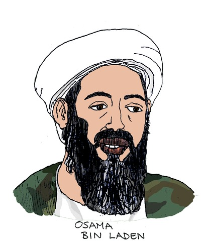 osama in laden terrorist. osama bin laden terrorist.