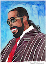 Cartoon: Barry White (small) by Pascal Kirchmair tagged barry,eugene,white,let,the,music,play,cartoon,caricature,karikatur,portrait,retrato,ritratto,vineta,comica,vignetta,cartum,portret,porträt,usa,los,angeles,drawing,dibujo,desenho,disegno,dessin,zeichnung,illustration,ilustracion,ilustracao,singer,pop,musik,soul,songwriter,composer,funk,disco,song,grammy,award