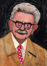 Cartoon: Elias Canetti Nr. 2 (small) by Pascal Kirchmair tagged elias canetti cartoon caricature karikatur ilustracion illustration pascal kirchmair dibujo desenho ink drawing zeichnung disegno ilustracao illustrazione illustratie dessin de presse du jour art of the day tekening teckning cartum vineta comica vignetta caricatura humor humour political portrait retrato ritratto portret masse und macht crowds and power schriftsteller author literatur nobelpreis prix premio nobel prize in literature letteratura litterature literatura autor autore auteur aquarelle watercolor watercolour acquarello acuarela aguarela aquarela