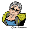 Cartoon: Herve Gourdel (small) by Pascal Kirchmair tagged herve,gourdel,dessin,otage,francais,caricature,karikatur,portrait,cartoon