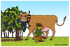 Cartoon: Il vino (small) by Pascal Kirchmair tagged vache mucca vacca cow vine kuh wein vin vigne vino cartoon caricature karikatur