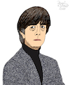 Cartoon: Jogi Löw (small) by Pascal Kirchmair tagged joachim,jogi,löw,germany,deutschland,allemagne,alemania,alemanha,germania,football,fußball,futeball,futbol,foot,team,nationalmannschaft,dfb,player,world,champion,du,monde,sport,sports,ink,tusche,tuschezeichnung,portrait,retrato,ritratto,porträt,illustration,drawing,zeichnung,pascal,kirchmair,cartoon,caricature,karikatur,ilustracion,dibujo,desenho,disegno,ilustracao,illustrazione,illustratie,dessin,de,presse,jour,art,of,the,day,tekening,teckning,cartum,vineta,comica,vignetta,caricatura,portret,cup,soccer,wm,weltmeister,campeon,mundo,mundial,campione,del,mondo,mondiale,campeao,do