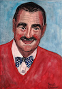 Cartoon: Karel Schwarzenberg (small) by Pascal Kirchmair tagged karl karel schwarzenberg caricature karikatur portrait zeichnung illustration drawing tekening pascal kirchmair kresleni