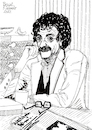Cartoon: Kurt Vonnegut (small) by Pascal Kirchmair tagged kurt,vonnegut,slaughterhouse,five,literatur,literature,schriftsteller,author,autor,autore,auteur,writer,illustration,ink,drawing,tusche,tuschezeichnung,zeichnung,pascal,kirchmair,cartoon,caricature,karikatur,ilustracion,dibujo,desenho,disegno,ilustracao,illustrazione,illustratie,dessin,de,presse,du,jour,art,of,the,day,tekening,teckning,cartum,vineta,comica,vignetta,caricatura,portrait,porträt,portret,retrato,ritratto,indianapolis,new,york,schlachthof,der,kinderkreuzzug,childrens,crusade