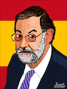 Cartoon: Mariano Rajoy (small) by Pascal Kirchmair tagged mariano,rajoy,retrato,dibujo,caricatura,cartoon,caricature,cartum,tekening,portrait,karikatur,ilustracion,drawing,illustration,pascal,kirchmair,illustratie,ilustracao,portret,illustrazione,ritratto,desenho,disegno,wacom,cintiq,21ux,espana,spain,espagne,espanha,spagna