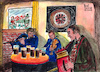 Cartoon: Pub Music (small) by Pascal Kirchmair tagged irish,pub,music,spiddal,county,galway,moments,bernd,weisbrod,illustration,drawing,zeichnung,pascal,kirchmair,irische,impressionen,cartoon,caricature,karikatur,ilustracion,dibujo,desenho,ink,disegno,ilustracao,illustrazione,illustratie,dessin,de,presse,du,jour,art,of,the,day,tekening,teckning,cartum,vineta,comica,vignetta,caricatura,portrait,retrato,ritratto,portret,aquarelle,watercolor,watercolour,acquarello,acuarela,aguarela,aquarela,irland,ireland,guinness,beer,bier,heimelig,irlanda,irlandesi,irlande,tradition
