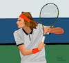 Cartoon: Stefanos Tsitsipas (small) by Pascal Kirchmair tagged stefanos,tsitsipas,geeece,athens,athen,tennis,tenis,player,atp,finals,masters,grand,slam,tournament,chelem,illustration,drawing,zeichnung,pascal,kirchmair,cartoon,caricature,karikatur,ilustracion,dibujo,desenho,ink,disegno,ilustracao,illustrazione,illustratie,dessin,de,presse,du,jour,art,of,the,day,tekening,teckning,cartum,vineta,comica,vignetta,caricatura,portrait,porträt,portret,retrato,ritratto,torneo,tournoi,torneio