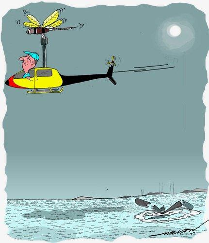 Ingenuity By kar2nist | Philosophy Cartoon | TOONPOOL