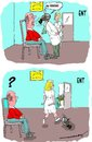 Cartoon: ENT-game! (small) by kar2nist tagged breath,foul,gas,masks