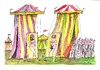 Cartoon: carnival erotica (small) by axinte tagged axinte