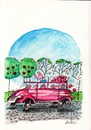 Cartoon: fruits tour (small) by axinte tagged axinte