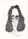 Cartoon: lennon (small) by axinte tagged axi