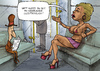 Cartoon: Lustknilch (small) by Bülow tagged metro,bahn,sex,frivol,lust,spannen,spanner,nutte,prostituierte,leicht