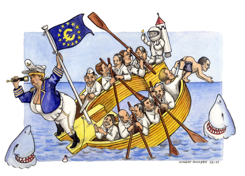 Image result for euro cartoon