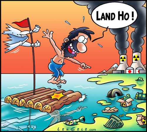 earth day cartoon. Cartoon: Earth day (medium) by