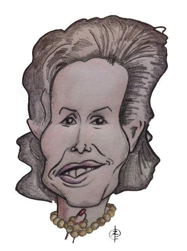 Portrait Asma al-Assad By Strassengalerie | Politics ...