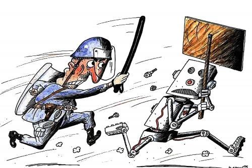 Cartoon Strike 3 Medium By Thamalakane Tagged Bunnyeasterbotswana