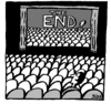 Cartoon: Kino Ende (small) by BiSch tagged kino,cinema,end,ende,film,kinosaal,publikum