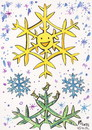 Cartoon: Christmas morning sun (small) by Kestutis tagged weihnachten,christmas,smile,sun,snowflake,bird,nature,winter,kestutis