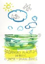 Cartoon: Near the Sea. DADA Humor (small) by Kestutis tagged dada,poetry,humor,kestutis,lithuania