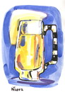 Cartoon: PINT OF BEER LOVERS (small) by Kestutis tagged beer glass bier kestutis siaulytis lithuania foam oktoberfest