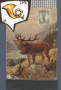 Cartoon: Postcard. Postal horn (small) by Kestutis tagged postcard,post,horn,nature,kestutis,siaulytis,collage