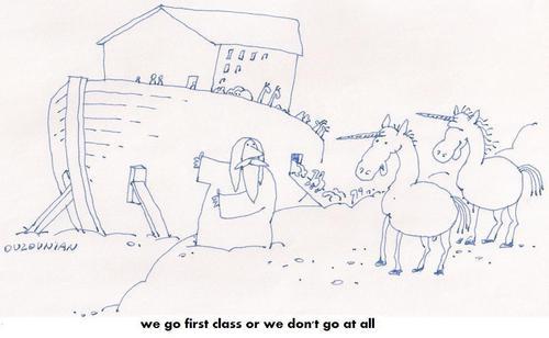 Unicorns In The Bible Noah