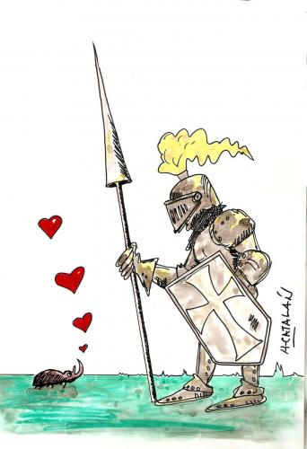 imagenes de amor imposible. Cartoon: AMOR IMPOSIBLE