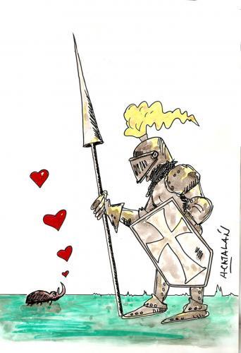 imagenes de amor imposible. Cartoon: AMOR IMPOSIBLE