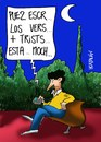 Cartoon: NERUDA (small) by HCATALAN tagged poesia