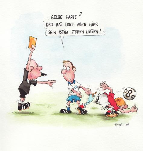 Cartoon: fußball (medium) by ms rainer tagged fußball,sport,