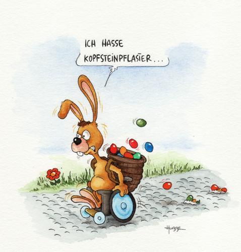 Ostern by ms rainer philosophy cartoon toonpool - Schneebilder lustig ...