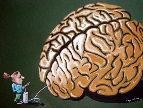 brain switching machine