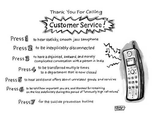 thank you customer service