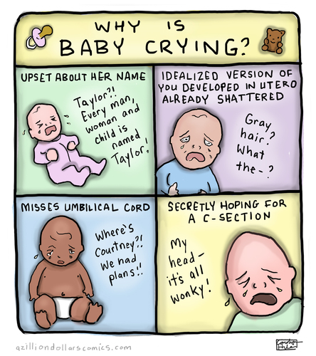 infant daily log