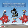 Cartoon: Ferrari e Alonso (small) by Riko cartoons tagged riko cartoon f1 europa 2011