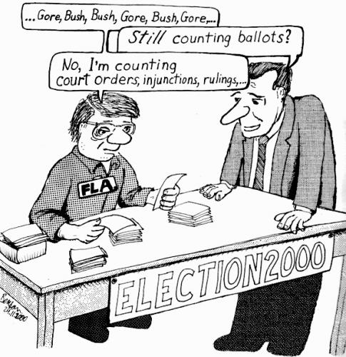 a report on election 2000 Flashback: how fox's biased reporting clouded the 2000 election flashback: how fox's biased reporting clouded the 2000 election blog november 6.
