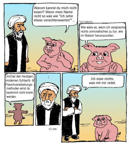 Warum Kein Schweinefleisch Essen